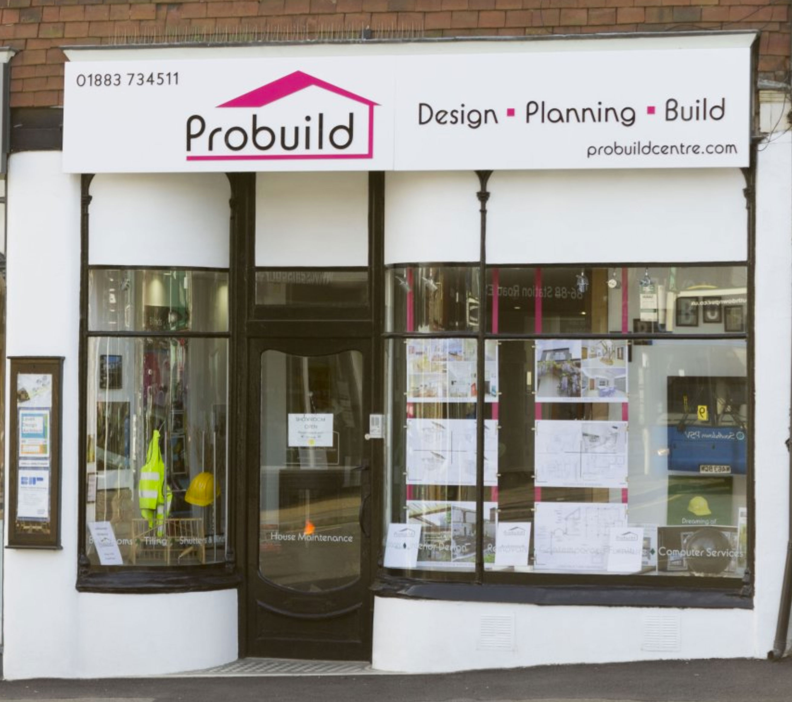 Probuild Centre Oxted
